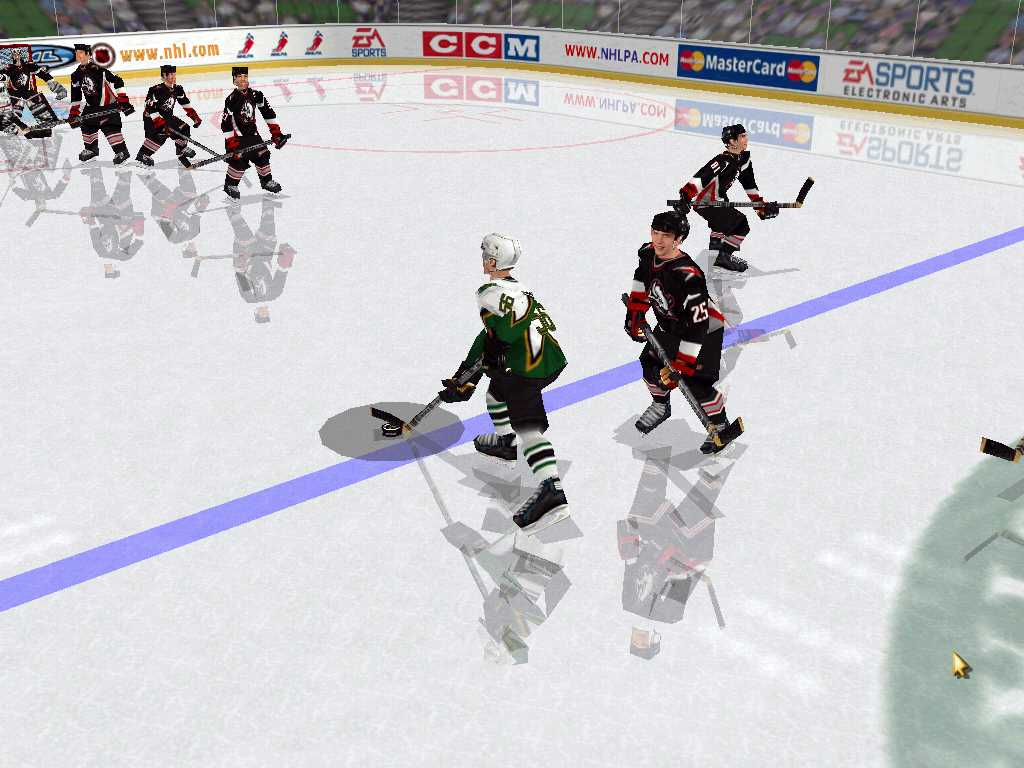 Apreche Net Reviews Nhl 2000